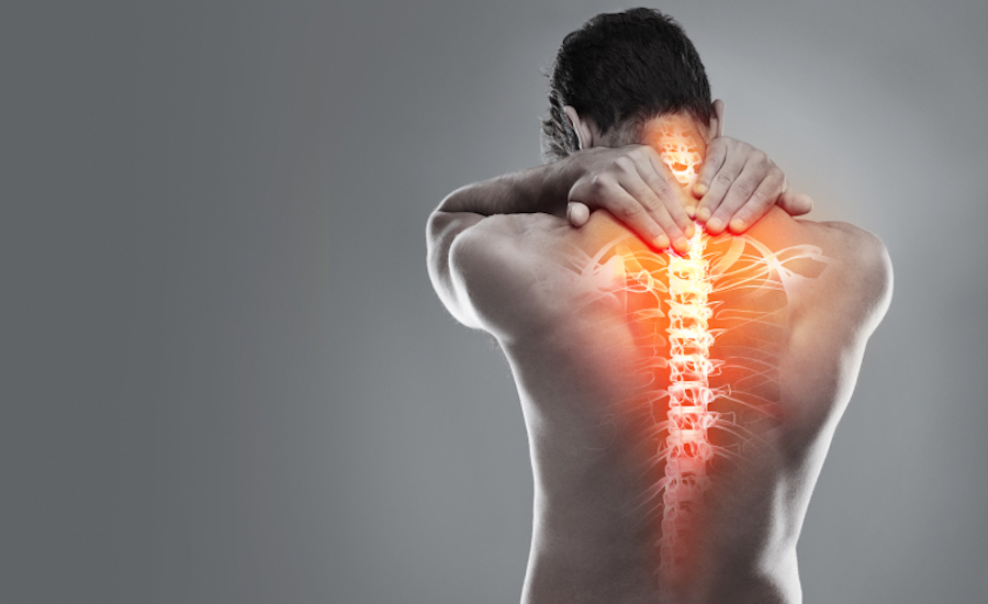 Stock Photo 47635590 Targeting Back Pain